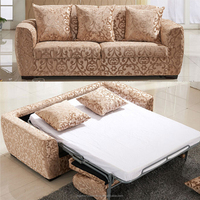 Royal Italian Hotel Furniture Style Loveseat