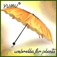3 Fold Umbrella for Plants with Fully Printing All Over