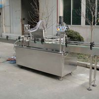 Aerosol Filling Machine Used