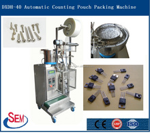 roofing bolt pouch bag packing machine