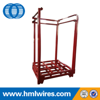 Heavy duty steel stack racking manufacturers