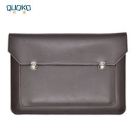 Double Layer Briefcase style Laptop Bag cover,Microfiber Leather laptop sleeve case for HP Spectre & Envy X360 13.3/15.6 inch