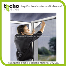 fiberglass door screens/curtain , aluminum alloy windows screens , Window screen one way