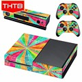 For Xbox One Controller Console Decal Skin Colorful