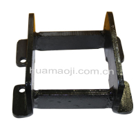 Hot sale high quality track roller guard for excavator