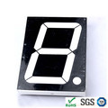One 1 digit large 7 segment led display 2.3 inch led digital display Red led 7 segment display for electrics message board