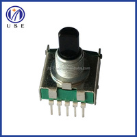 17mm single pole 4 position rotary switch for coffee maker