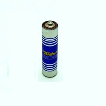 R6/AA/UM-3 Metal Jacket Dry Cell Battery Brand TUDOR Batteries 1.5V