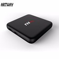 Factory Outlet low price Touch Power Button Amlogic S912 Android 6.0 Set top Box