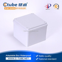 Electric Control Box Waterproof Plastic Junction Box Waterproof Enclosure for Electric Conduit