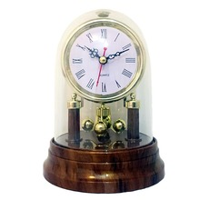 wholesale decorative desk and table metal alarm clock for gift