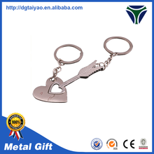Hot sales in USA Personalized hourglass keychain for promotional
