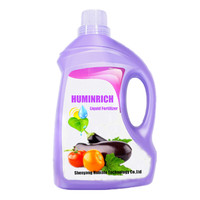 Huminrich Nutrient Solutions Liquid Fertilizer With Humic Fulvic Acid Plant Hormones For Sale