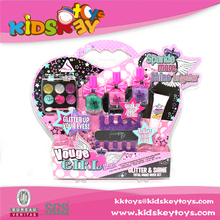 plastic makeup set toy kids beauty cosmetic kids makeup set
