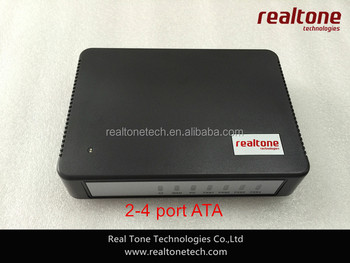 New version ATA for 2FXS+1FXO port from realtone