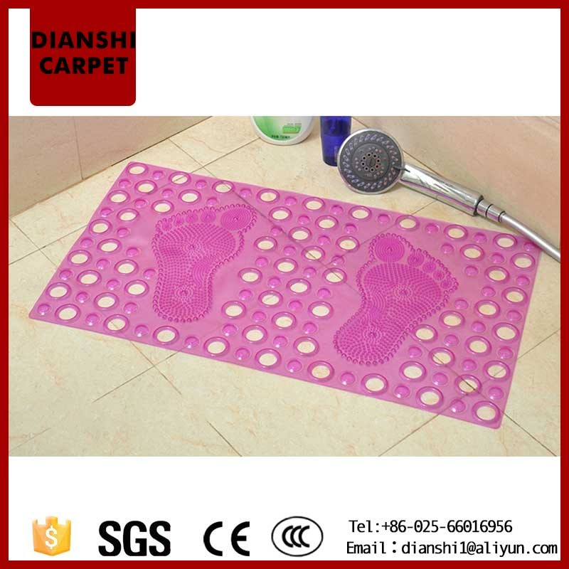 Latest Design Style PVC Swimming Pool Bathtub Mat With Customized Size