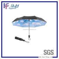 Promotion cheap sun windproof umbrella