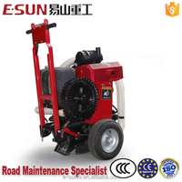 ESUN CLYK-25IIIB Vacuum Cleaning Asphalt Pavement Grooving Machine