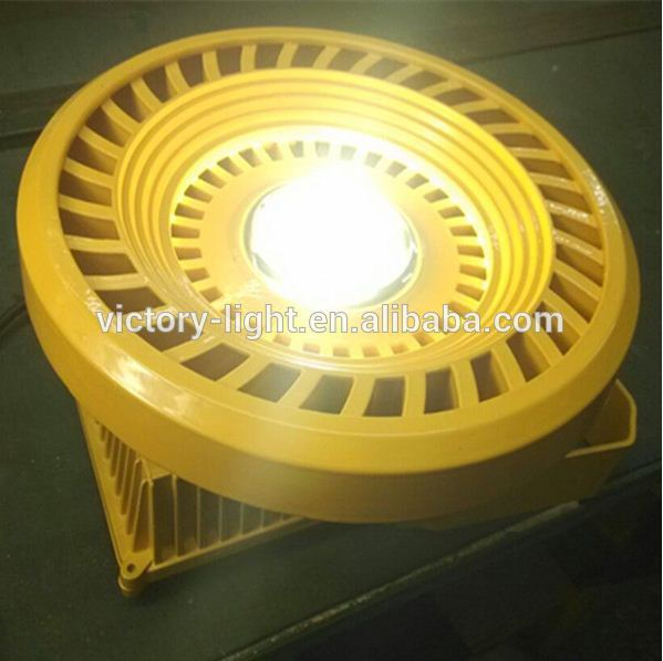 Victory new yellow housing IP65 mini 30w LED Explosion Proof Light