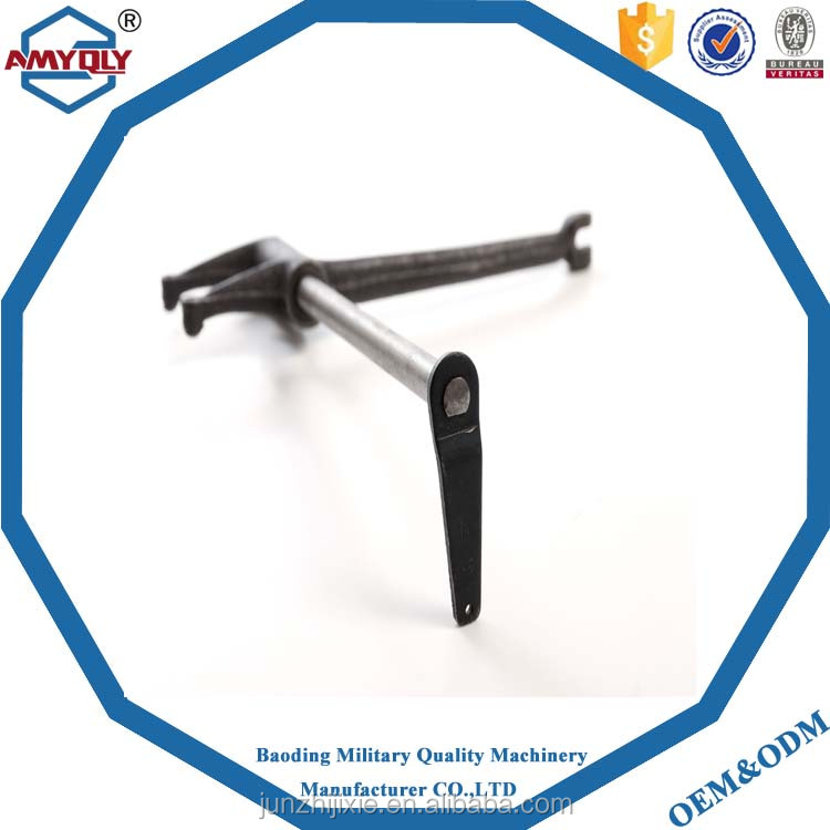 2016 small part forging auto part shift fork forged parts