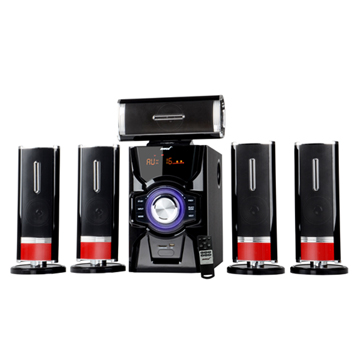 2015 hot sale 5.1 ch home theater wireless speakers system
