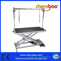 FT-808 stable cat grooming table for wholesale