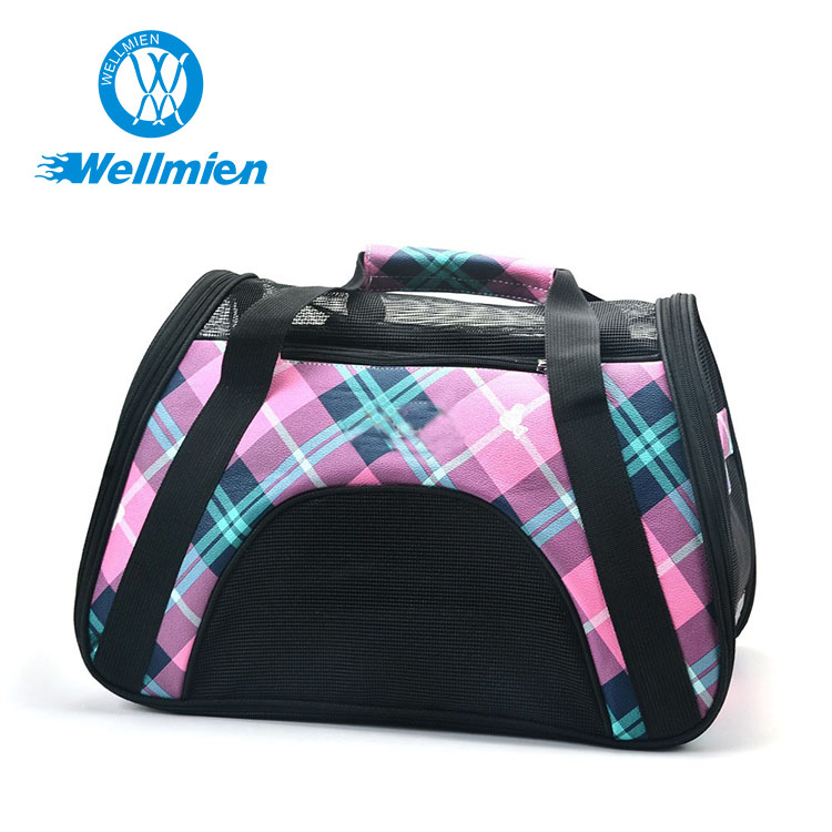 Lightweight Portable Large Capacity Pet Transport Bag Dog Carrier