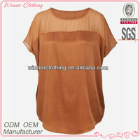 Fashion garment factory new office uniform designs for women pants and blouse