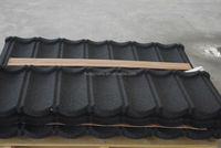 Stone Chip Coated Metal Roof Tile Sheet/Classic Colorful Stone-Coated Metal Roofing Tile