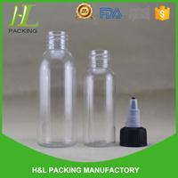 120ml plastic bottle for essential oil, plastic bottle with pump dispenser 120ml