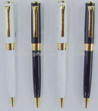 fashion shape metal promotional ball pen