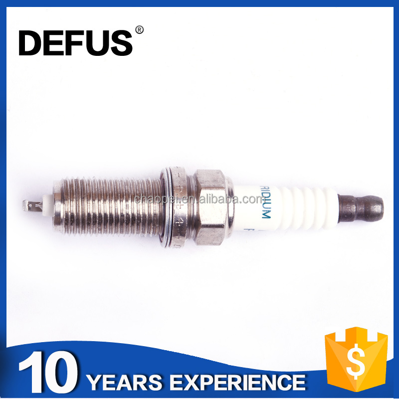 factory supply wholesale price sell used iridium spark plug for all auto spare parts