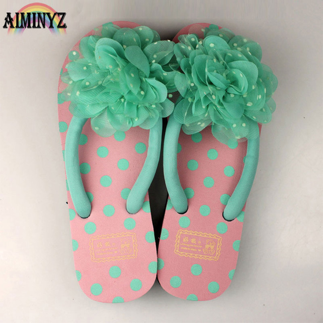 Outside Shoes Summer <strong>Slippers</strong> Flower Flip Flops Women Chausson Femme Babouche Female House Cool <strong>Slipper</strong> Beach House Bathroom