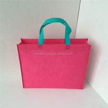 Hot Sale Foldable Non Woven Clothing Shopping Gift Bag