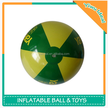 Customize Small Free Inflatable Beach Ball Toy Pvc