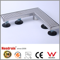 HOT Stainless Steel Linear Shower Drain