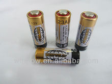 alkaline dry cell battery 12v 23a