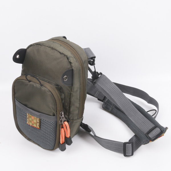 Fly fishing chest pack and waist bag buy waist bag fly for Fishing waist pack