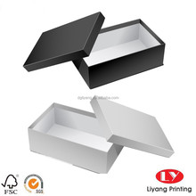 cheap plain recycled cardboard shoe packaging Boxes