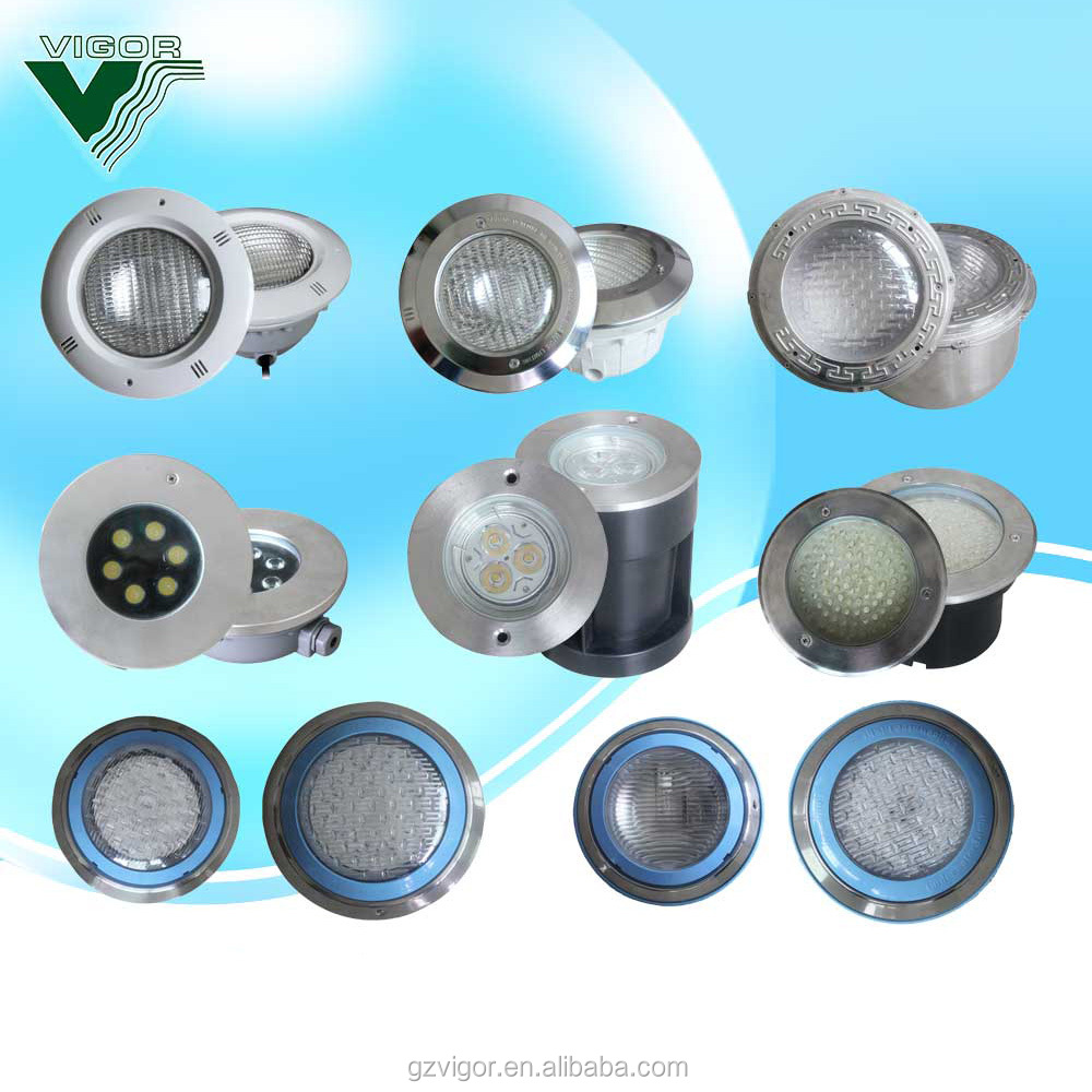 2016 Factory approved ISO9001 / CE LED Swimming Pool Lamp Led Underwater Light 18w