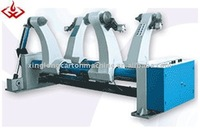 Hydraulic shaftless mill roll stand,packing machine