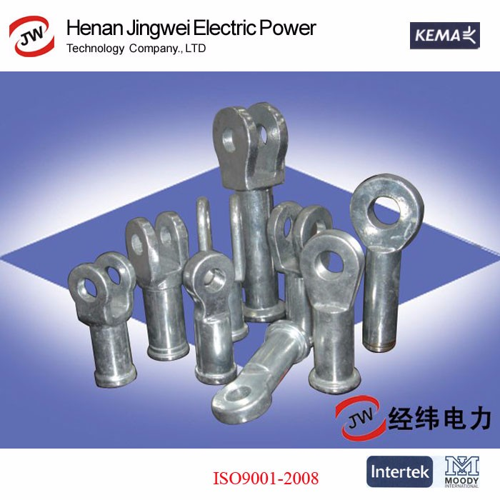 Tongue and clevis end fittings for insulator buy
