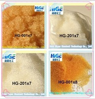 Mix-bed ion exchange resin/ water softener resin