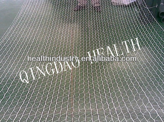 dark green hay baler net wrap for round balers (1.05m x 2000m )
