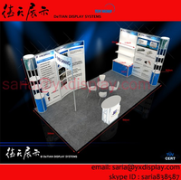 portable Custmized Size Aluminum Material Used Trade Show Booth