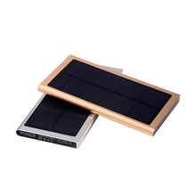 Outdoor Solar power bank 10000mAh 8000mah portable solar charger for mobile phone charger multi USB port