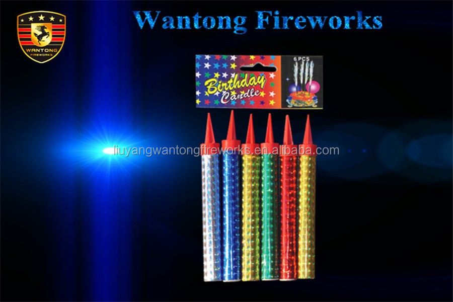 magic happy birthday cake sparklers candle fireworks