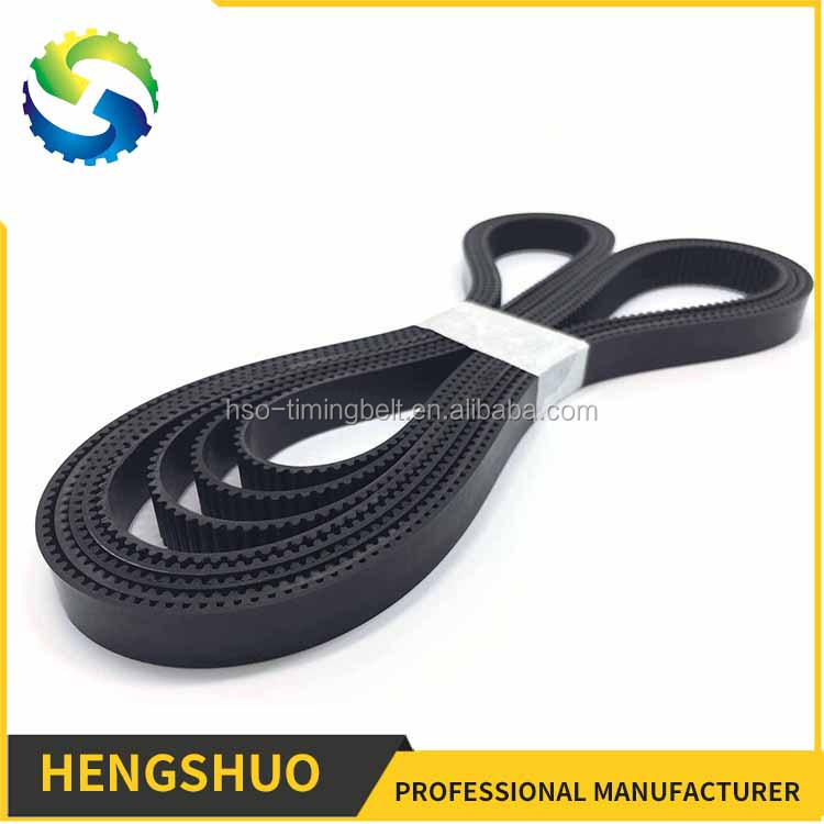 PU timing belt industrial jointed belt conveyor belt
