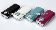 Up To Date!!!! New Portable Power Bank 5600mAh for iPhone 5, Samsung Galaxy S2/S3