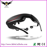 72 inch Portable Eye Theatre Video Glasses Virtual Display Video Screen Eye Glasses 4GB With Wholesale Price